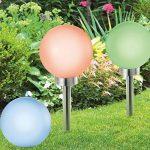 boule inox jardin TOP 12 image 1 produit