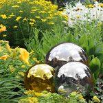 boule inox jardin TOP 8 image 2 produit