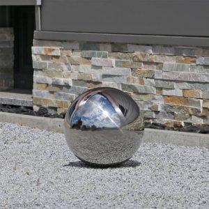 boule metal déco jardin TOP 2 image 0 produit