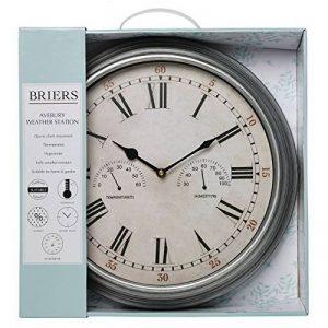 Briers B6133Avebury Horloge extérieure de la marque Briers image 0 produit