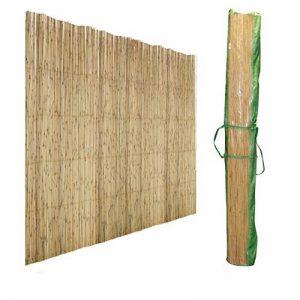 Brise vue / Canisse roseau naturel / Toile d'ombrage 1.5 x 5 mètres 500 gr /M2 de la marque Sunny Days image 0 produit