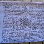 BUDDHAFIGUREN/Billy Held Drapeaux de prière bouddhiste, chaque Drapeau mesure de 21m de long, 25x 34x 34cm Décoration Bouddha de la marque BUDDHAFIGUREN/Billy Held image 4 produit