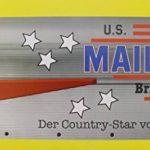 Burg-Wächter, Boîte aux lettres américaine avec fanion pivotant, Format ouverture: A4, Aluminium, 891 S, Noir de la marque Burg-Wächter KG image 4 produit