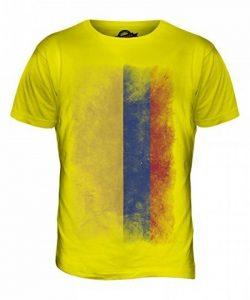 CandyMix Colombie Drapeau Dégradé T-Shirt Homme de la marque Candymix image 0 produit