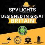 Carillon à Vent solaire illuminé changeant de couleur par SPV Lights (2 ans gratuit garantie) de la marque SPV Lights image 6 produit