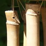 carillon en bambou TOP 2 image 1 produit