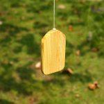 Carillon vent Bells de guérison avec décoration jardin extérieur Cour, 6 Tubes de la marque Soledi image 4 produit