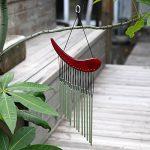 Carillon à Vent Japonais Jardin Extérieur 15 Tubes par Soledi de la marque Soledi image 2 produit