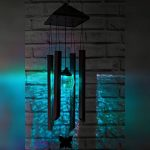 Carillon à Vent solaire illuminé changeant de couleur par SPV Lights (2 ans gratuit garantie) de la marque SPV Lights image 2 produit