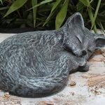 chat en pierre pour jardin TOP 2 image 2 produit