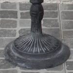 chemin_de_campagne Bain d'Oiseaux sur Pied en Fonte Gris 75 cm de la marque chemin_de_campagne image 2 produit