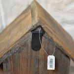 chemin_de_campagne Nichoir Cabane à Oiseaux Maison d'Oiseaux 27.50 cm x 18 cm x 44 cm de la marque chemin_de_campagne image 1 produit