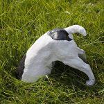 Chien Jack Russell qui Creuse - Décoration de Jardin Réaliste de la marque Gardens2you image 2 produit