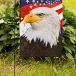 Clever Creations Porte-drapeau en métal de trois pièces pour le drapeau 30.5cm X 45.75cm de la marque Clever Creations image 2 produit