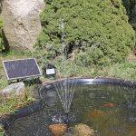 CLGarden nkasp2Pompe solaire pompe de bassin avec LED et batterie de la marque CLGarden image 3 produit