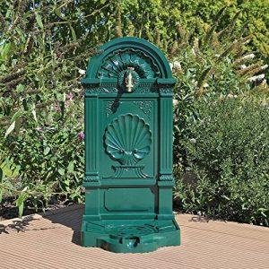 CLGarden WZS5 Fontaine Pompe Fontaine murale Eau Robinet Support pour jardin de la marque CLGarden image 0 produit