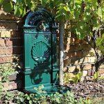 CLGarden WZS5 Fontaine Pompe Fontaine murale Eau Robinet Support pour jardin de la marque CLGarden image 1 produit