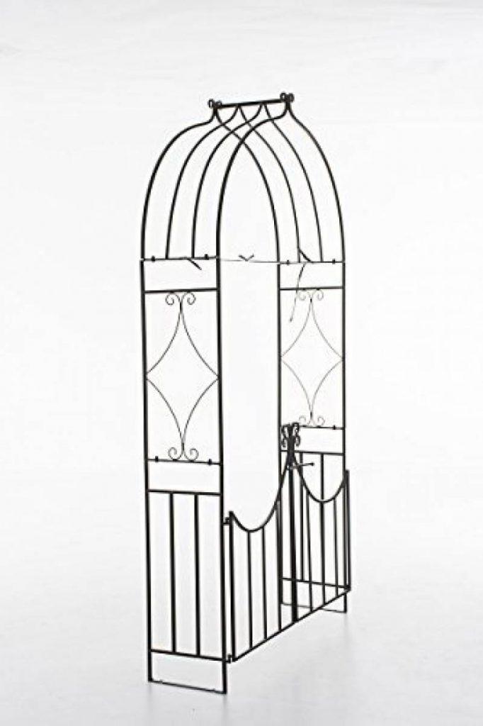 Tonnelle en fer forge pour 2019 comment choisir les meilleurs en france d co terrasse for Porte de jardin en fer