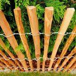 clôture bois TOP 1 image 3 produit