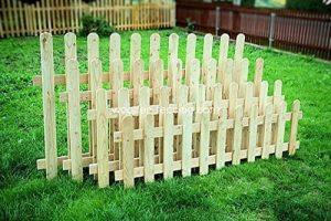 clôture bois TOP 8 image 0 produit
