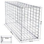 clôture bois treillis TOP 3 image 2 produit