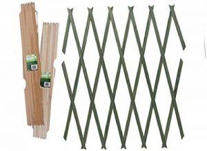 clôture bois treillis TOP 6 image 0 produit