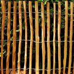 clôture jardin bois tresse TOP 4 image 2 produit