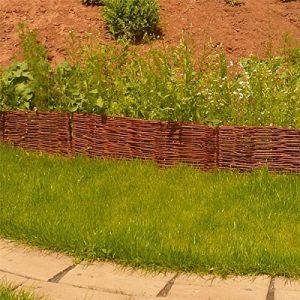 clôture jardin bois tresse TOP 6 image 0 produit