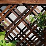 clôture pleine bois TOP 6 image 2 produit