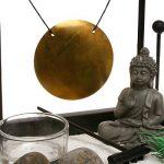 Coffret Jardin Zen Bouddha Sur Plateau de la marque ATMOSPHERA image 1 produit
