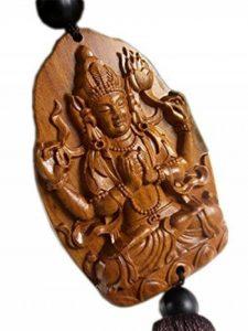 Collection Décoration Sculpture sur bois de Chine (Kwan Yin Statue de Bouddha–8) de la marque (KWAN YIN BUDDHA) image 0 produit