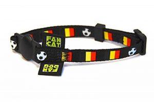 Collier pour chat et petit chien FanCat / FanDog – Belgique – Taille S de la marque www.FanCat.eu image 0 produit