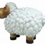 colourliving 'Figurine de mouton FRIDA Décoration Nature non seulement pour le jardin de la marque colourliving image 2 produit