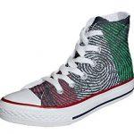 Converse All Star chaussures coutume mixte adulte (produit artisanal) drapeau américain (USA) de la marque Make Your Shoes image 3 produit