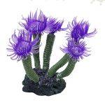 Corail Fausse Plante Artificielle en Silicone Aquarium Marin Décoration Poisson de la marque styleinside® image 3 produit