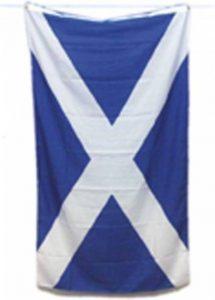 Écosse Drapeau écossais Drapeau 1,5x 0,9m 153cm x 92cm de la marque Smiffy's image 0 produit