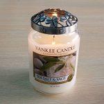 Couvercle pour Pot Bougie, Cache-bougies, Décoration aux Bougies Jarres de la marque FIRIK image 3 produit