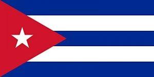 Cuba drapeau 5 ft x 3 ft grand - 100% Polyester-oeillets métal-cousus Double de la marque Perfectflags image 0 produit