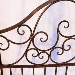 DanDiBo Ambiente 120853 Arche à roses en fer forgé avec portail 265 x 190 cm de la marque DanDiBo Ambiente image 5 produit
