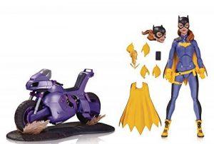 """DC Comics May160364""""icônes Batgirl de Burnside"""" Deluxe Action Figure de la marque DC Comics image 0 produit"""