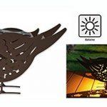 déco jardin oiseau metal TOP 14 image 1 produit