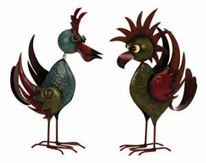 déco jardin oiseau metal TOP 4 image 0 produit