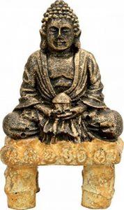 Décoration aquarium Bouddha assis de la marque Zolux image 0 produit