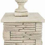 Deco Granit Socle carré en pierre reconstituée de la marque Deco Granit image 1 produit