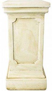 Deco Granit Socle haut pour statue en pierre reconstituée de la marque Deco Granit image 0 produit