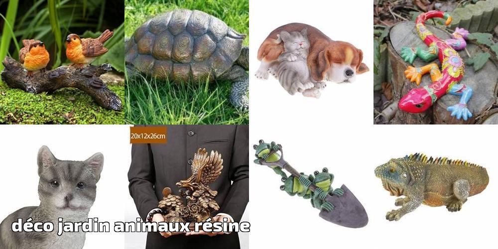Déco jardin animaux résine : faire des affaires pour 2019 ...