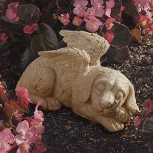 Design Toscano Chien Ange Memorial Statue-beige de la marque Design Toscano image 0 produit