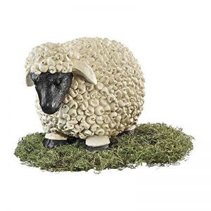 Design Toscano CS57810 Compter les moutons Statues de jardin Multicolore 25,5 x 38 x 28 cm de la marque Design Toscano image 0 produit