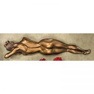 Design Toscano DB383059 Sculpture murale de Beauté fébrile Bronze 6,5 x 66 x 20,5 cm de la marque Design Toscano image 0 produit