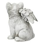Design Toscano LY7154051 Ami Fidèle Statuette pour Mémorial de Chat, Blanc Cassé, 9 x 11.5 x 14 cm de la marque Design Toscano image 2 produit
